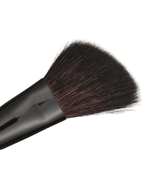 Short Handle Slanted Blush Brush
