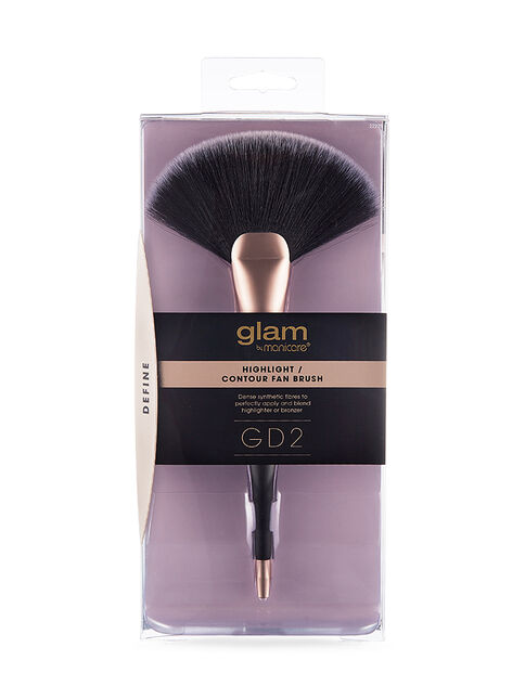 GD2 Highlight-Contour Fan Brush