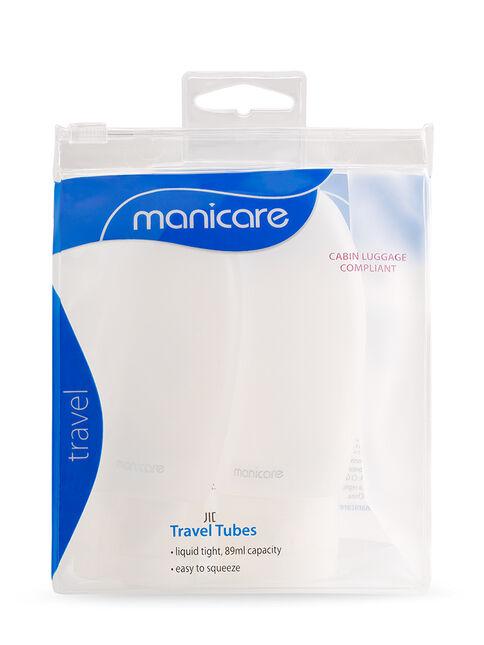 Travel Tubes, 2 Pack