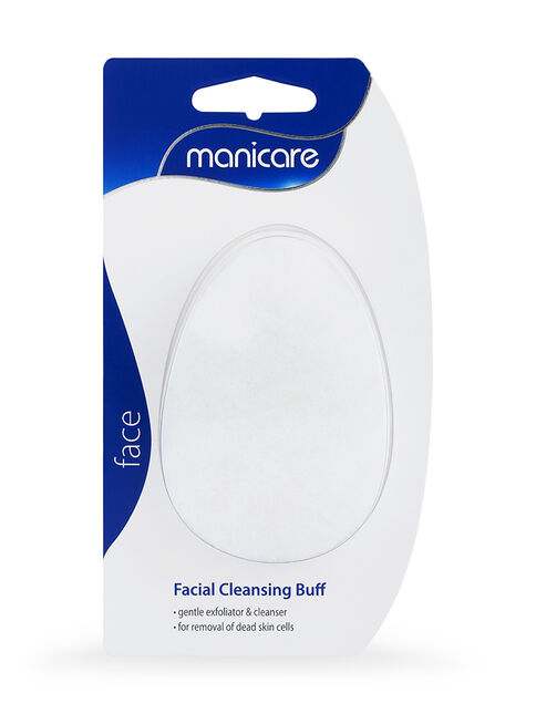 Facial Cleansing Buff