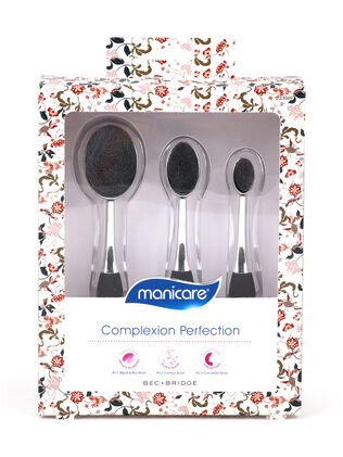 Limited Edition Complexion Perfection Brush Kit - Bec & Bridge