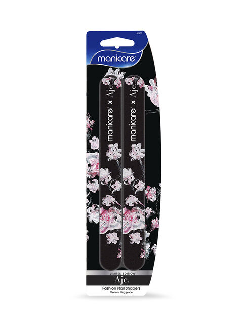 Limited Edition Fashion Nail Shapers 2pk - Painterly Roses