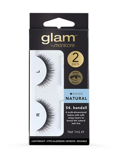 54. Kendall Mink Effect Lashes 2 Pack
