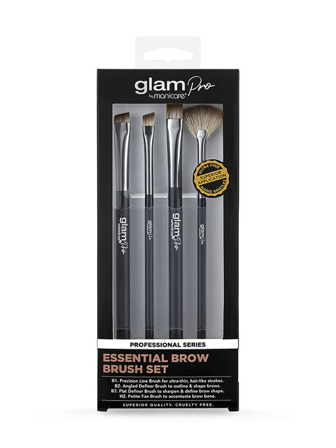 Pro Essential Brow Brush Set