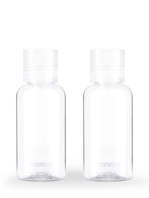 Travel Bottles, 2 Pack