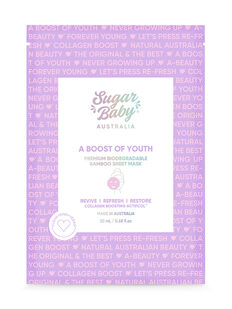A BOOST OF YOUTH Age Defying Face Mask