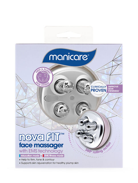 NOVA FIT Face Massager 1pk