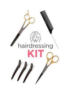 At Home Hairdressing Kit
