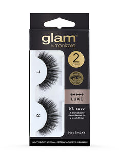 61. Coco Luxe Lashes 2 Pack
