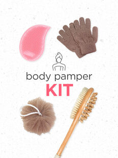 At Home Body Pamper Kit