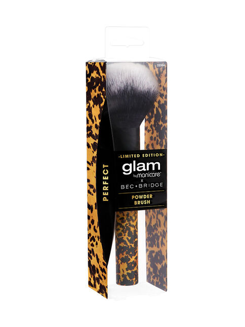 Glam by Manicare x Bec + Bridge Powder Brush