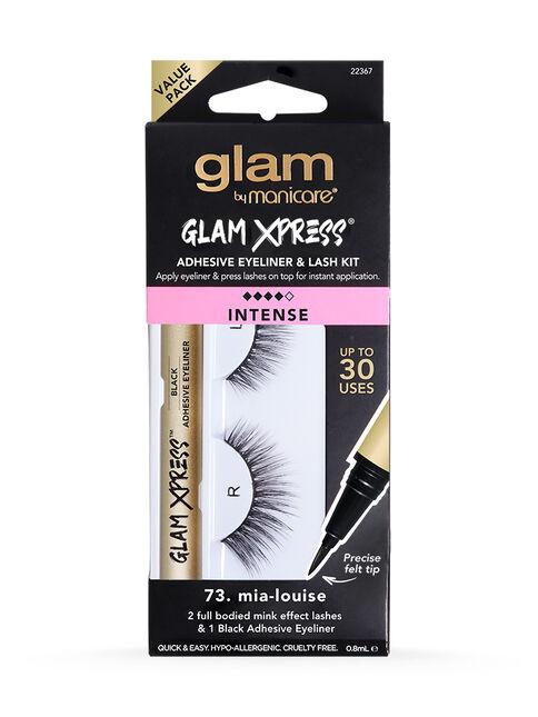 73. Mia-Louise Glam Xpress® Adhesive Eyeliner & Lash Kit