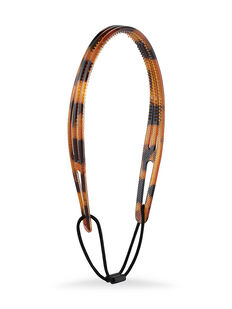 Tortoise Shell Flexi Band