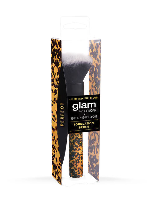 Glam by Manicare x Bec + Bridge Foundation Brush