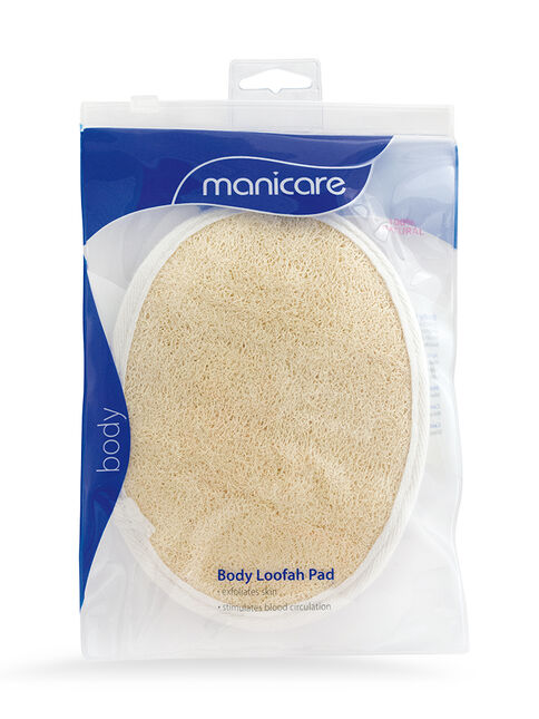 Natural Loofah Pad
