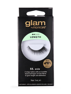 55. Evie Mink Effect Lashes