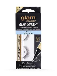 71. Ella-Rose Glam Xpress® Adhesive Eyeliner & Lash Kit