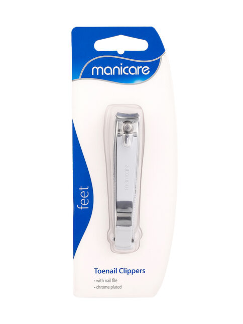 Toe Nail Clippers, with Nail File
