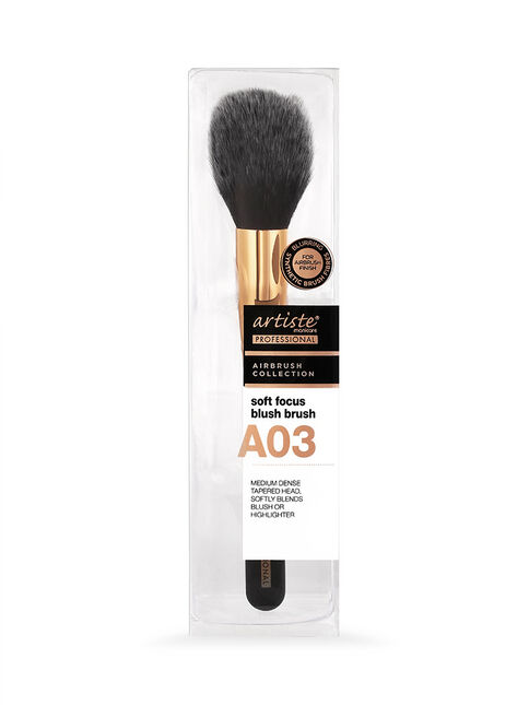 Airbrush Soft Focus Blush Brush