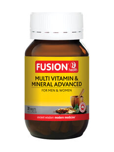 Multi Vitamin & Mineral Advanced