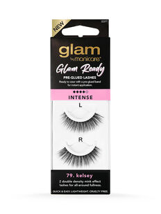 79. Kelsey Glam Ready Pre-Glued Lashes