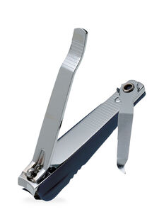Toenail Clippers, With Catcher & Nail File