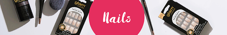Glam by Manicare Artificial Nails & Accessories