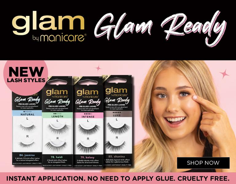 Glam Ready Pre-Glued Lashes