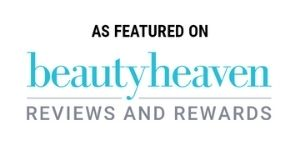 As Featured on Beauty Heaven