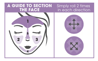 A guide on how to use the manicare microneedle derma roller