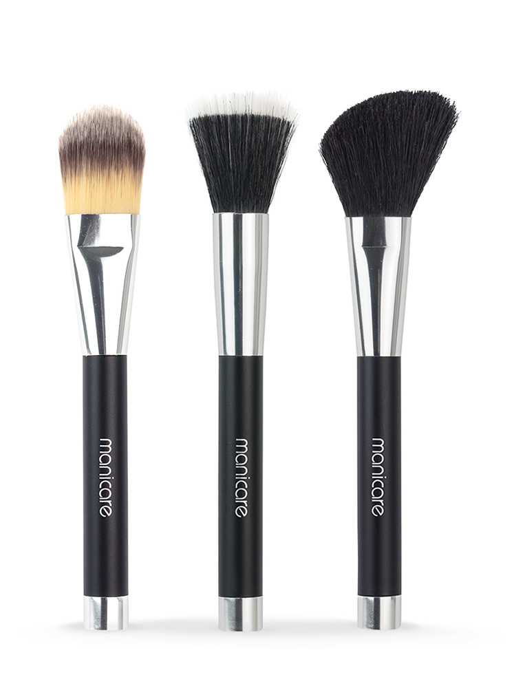 Makeup Brushes Sponge Collection: Face Make-Up Brush Kit