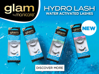 Glam by Manicare Hydro Lash